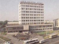 Курган. Троллейбус ЗиУ-682В00 и автобус ЛиАЗ-677