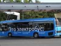 Москва. КамАЗ-6282 о259кс