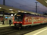 Нюрнберг. Alstom Coradia Continental-440 540