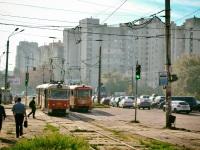 Киев. Tatra T3SU №5562, Tatra T3SUCS №5575