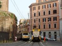 Рим. Firema T66 series 830 №834, STEFER series 420 №425
