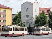 Челябинск. ЗиУ-682Г-016 (017) №1018, ЗиУ-682Г-016.02 (ЗиУ-682Г0М) №2539