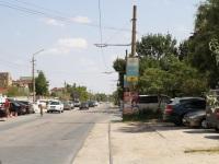 Евпатория. Перегон Улица Симферопольская - Новый пляж