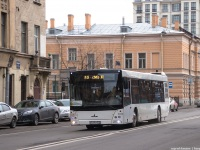 Санкт-Петербург. МАЗ-203.069 в707от