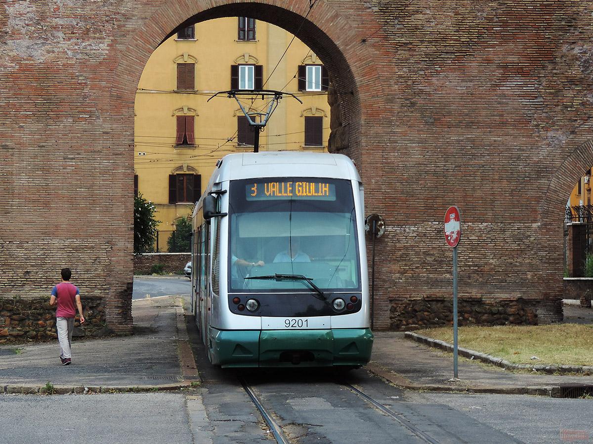 Рим. Fiat Cityway Roma II №9201