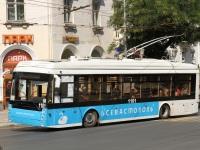 Севастополь. ТролЗа-5265.03 №1101