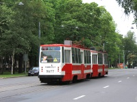 Санкт-Петербург. ЛМ-68М №5677