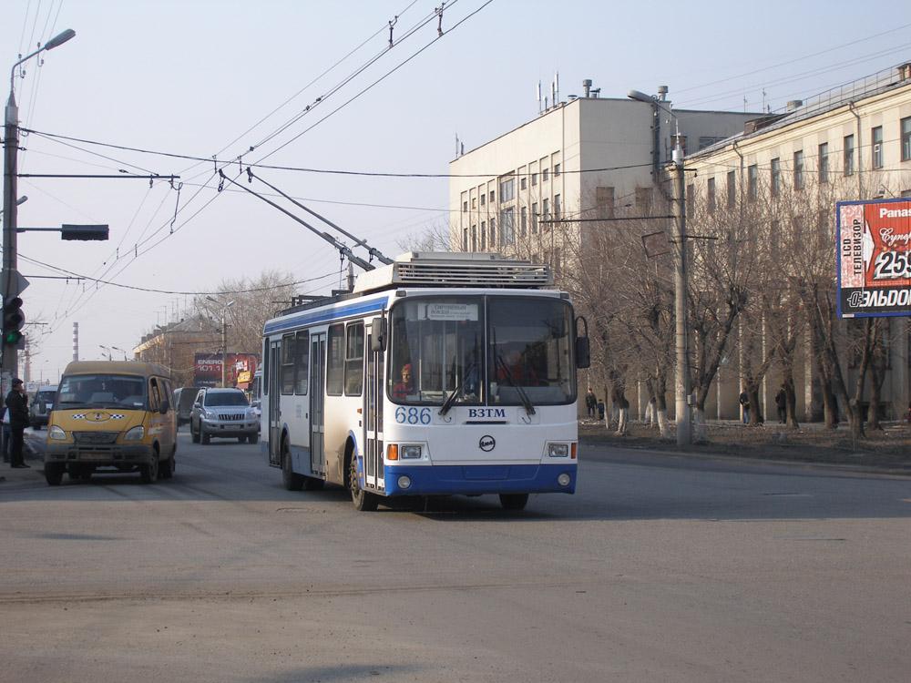 Курган. ВЗТМ-5280 №686