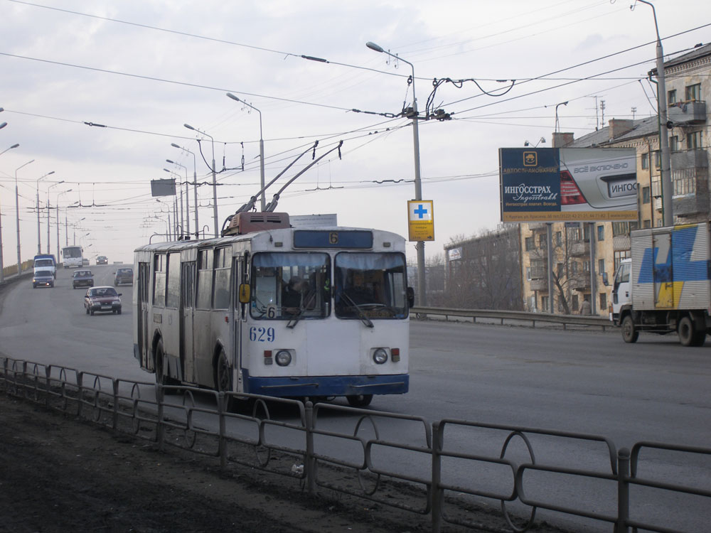 Курган. ЗиУ-682В00 №629