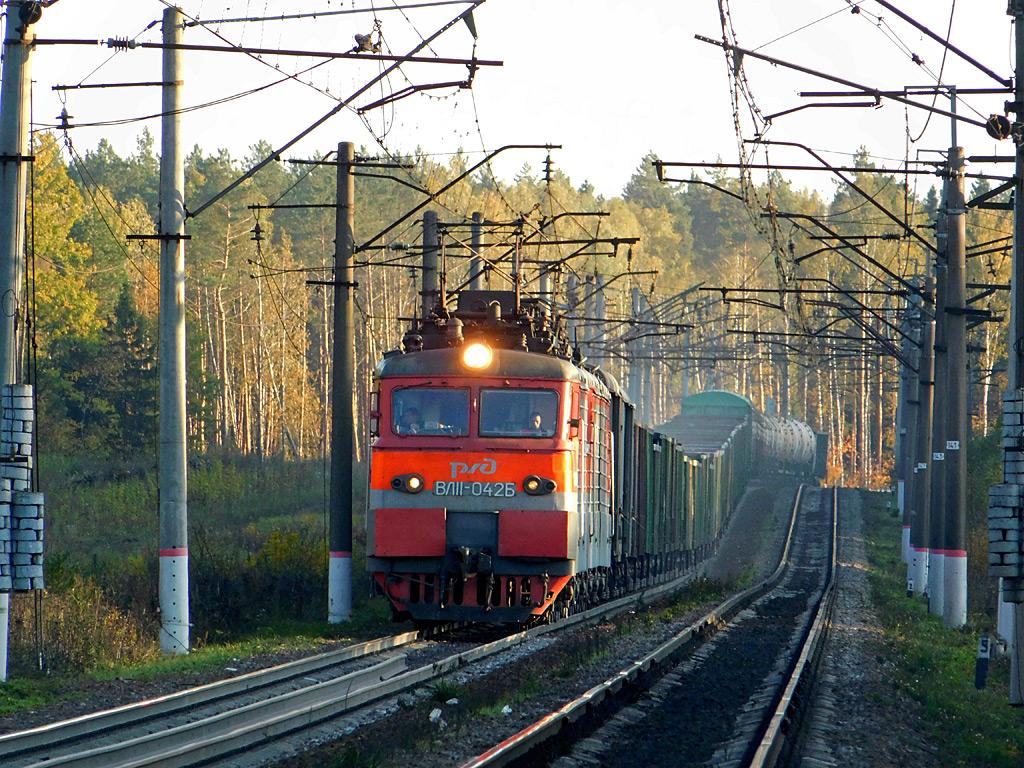 Калуга. ВЛ11-042