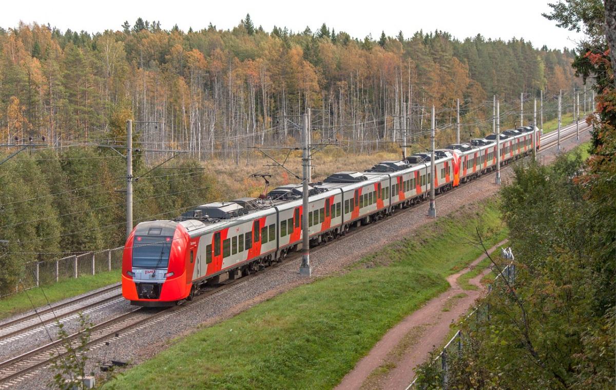 Санкт-Петербург. ЭС2Г-012