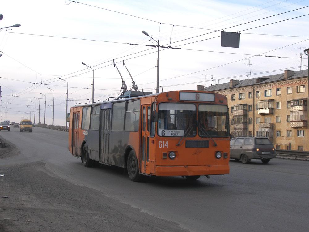 Курган. ЗиУ-682Г00 №614