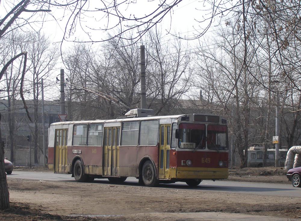 Курган. ЗиУ-682В00 №649
