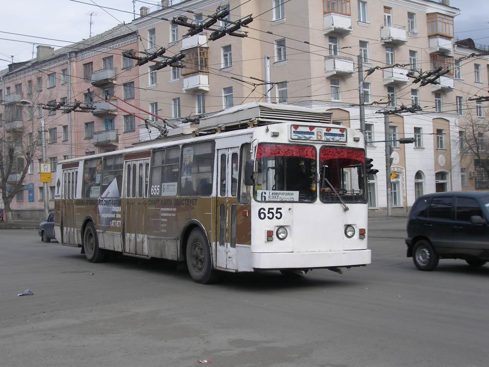 Курган. ВМЗ-170 №655
