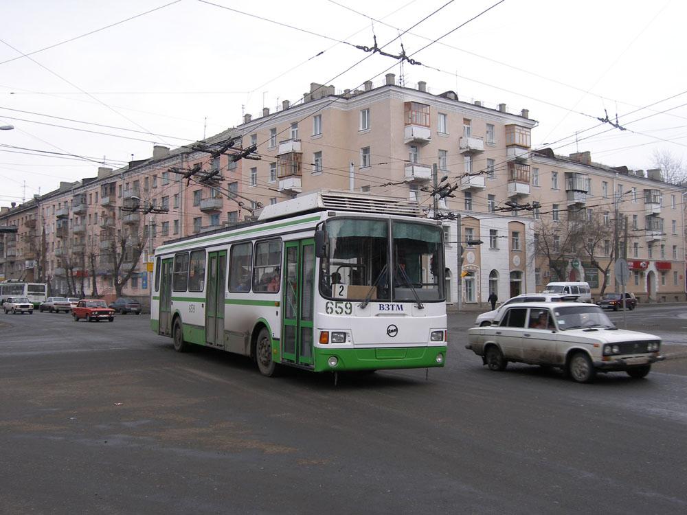 Курган. ВЗТМ-5280 №659