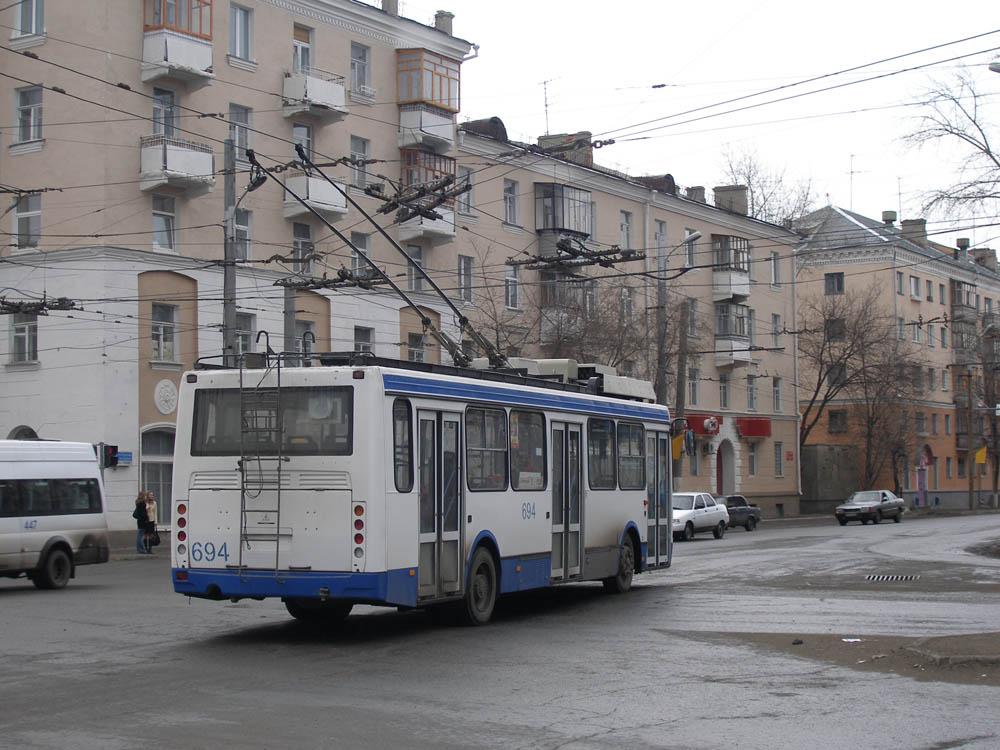 Курган. ВЗТМ-5280 №694