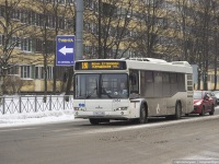 Санкт-Петербург. МАЗ-103.486 к184ха
