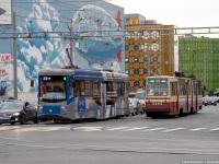 Санкт-Петербург. ЛВС-86К-М №3463, 71-407-01 №7500