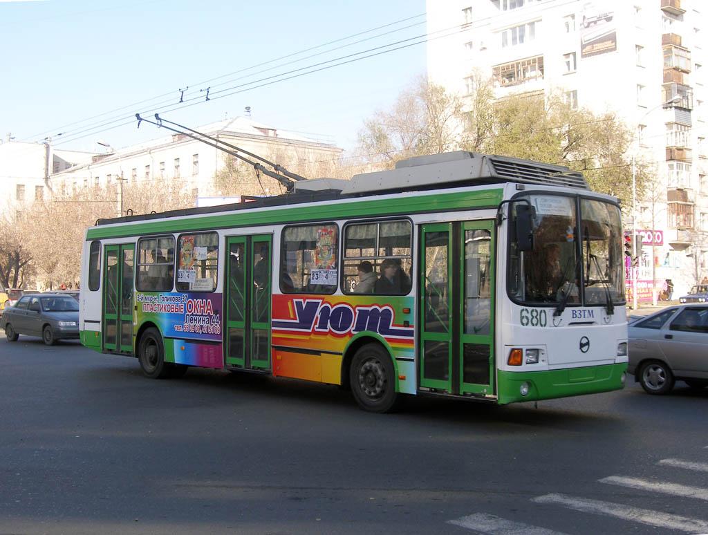 Курган. ВЗТМ-5280 №680