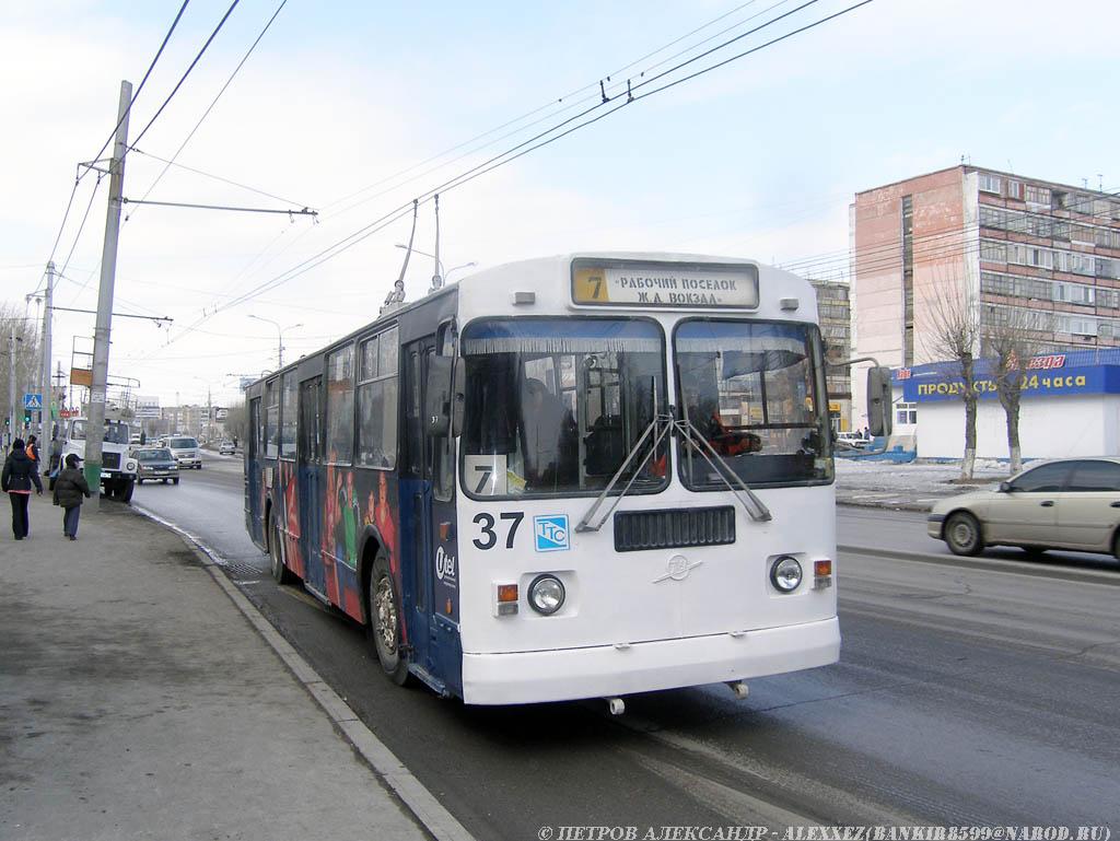 Тюмень. ЗиУ-682Г-012 (ЗиУ-682Г0А) №37