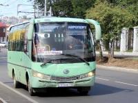 Иркутск. Yutong ZK6737D е572вв