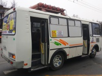 Кемерово. ПАЗ-32054 м553ос