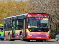 Хабаровск. Zhong Tong LCK6105HGC Fashion н605хм, Hyundai County Super а368хв