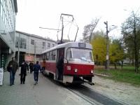Днепропетровск. Tatra T3SU №1263