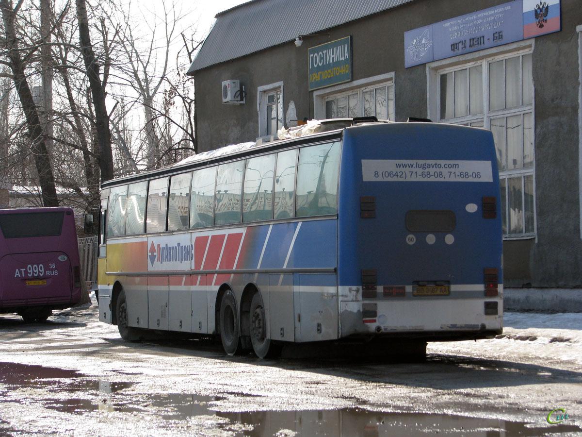 Павловск. Van Hool T8 Alizée BB0487AA