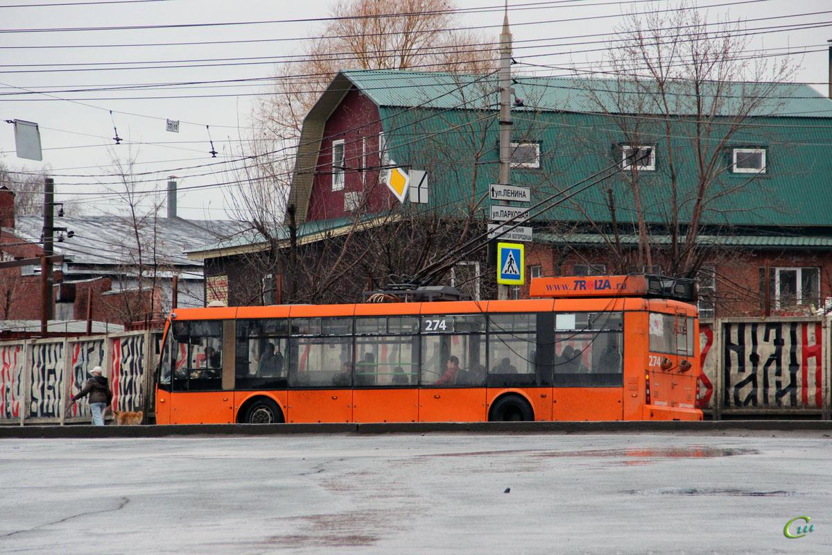 Пермь. ТролЗа-5265.00 №274