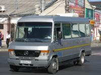 Анапа. Mercedes-Benz Vario O814 м583ме