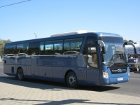 Анапа. Hyundai Universe Express Noble н869ом