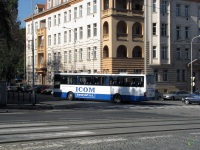 Прага. Mercedes O560 Intouro 6S4 6662
