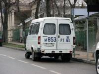 Пятигорск. ГАЗель (все модификации) м853рт