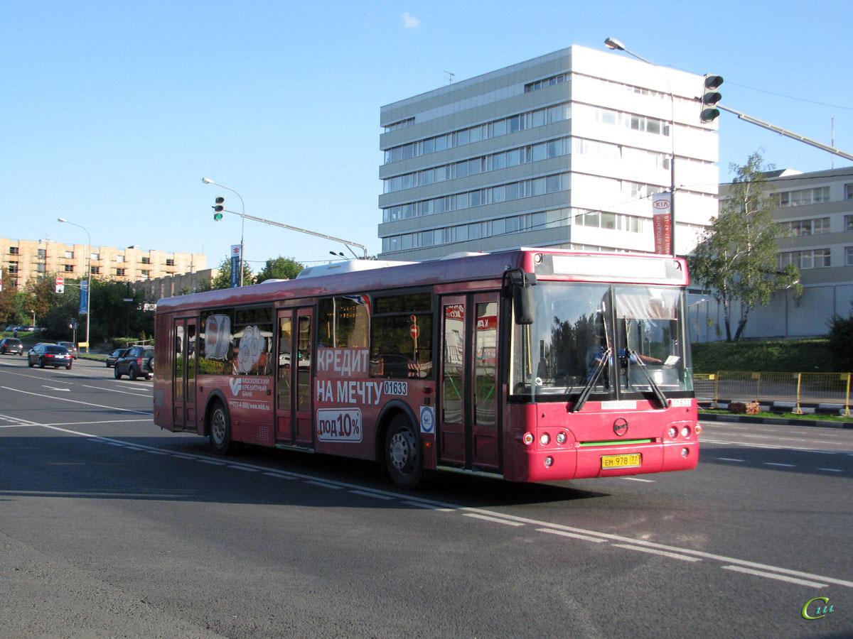 Москва. ЛиАЗ-5292.21 ем978
