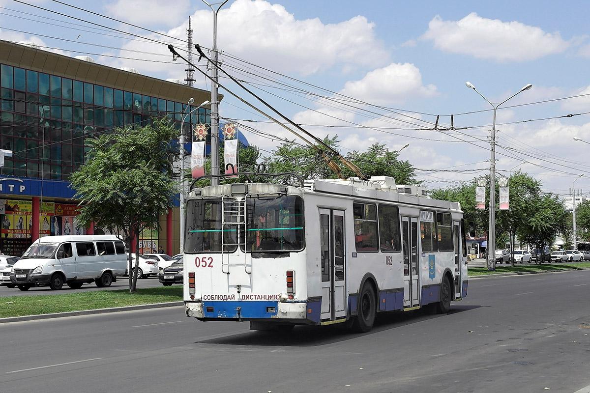 Астрахань. ЗиУ-682Г-016.02 (ЗиУ-682Г0М) №052