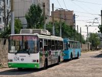 Астрахань. ЗиУ-682В-012 (ЗиУ-682В0А) №061, ЛиАЗ-5280 №124