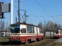 Санкт-Петербург. ЛВС-86Т №3266, ЛВС-86К №3475
