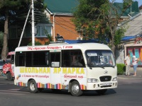 Анапа. Hyundai County SWB в076ет