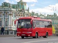 Санкт-Петербург. Hyundai AeroTown к671хр