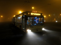 Минск. Троллейбус АКСМ-333 № 3655, маршрут 53