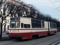Санкт-Петербург. ЛВС-86К №7077