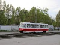 Самара. Tatra T3SU №821