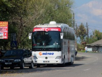 Самтредиа. Mercedes-Benz O580 Travego 34 LST 95