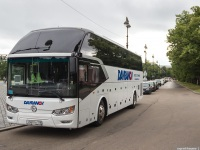 Санкт-Петербург. Golden Dragon XML6126JR х060те