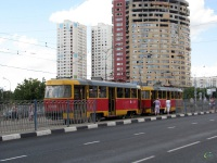 Москва. Tatra T3 (МТТЧ) №1343, Tatra T3 (МТТЧ) №1344