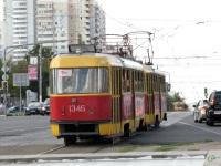 Москва. Tatra T3 (МТТЧ) №1346