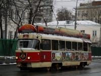 Москва. Tatra T3SU №0123
