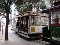 Сан-Франциско. Cable car №27