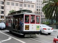 Сан-Франциско. Cable car №9
